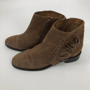 TopShop | Tassel Ankle Boots